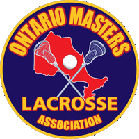 Logo for Ontario Masters Lacrosse Association